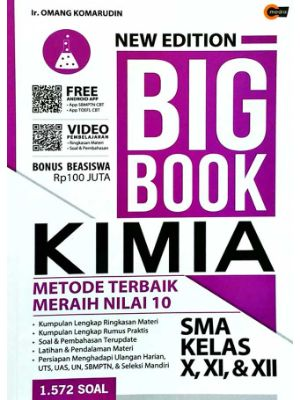 Sma Kl. 1,2,3 New Edition Big Book Kimia